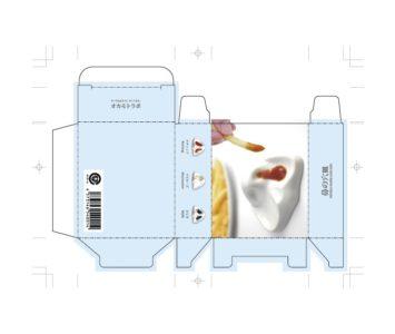 鼻の穴皿化粧箱20141225